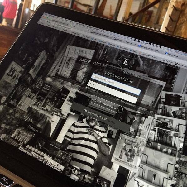 Moar screenshot