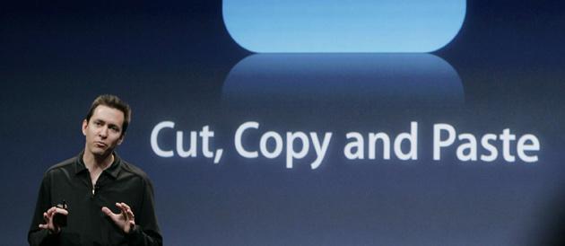 copier, coller…