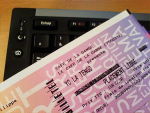 tickets